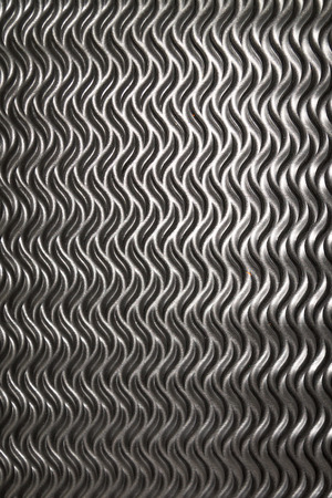 black and silver: abstract texture background in black silver Stock Photo