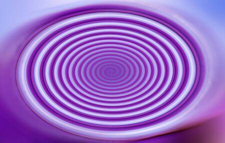 Blue purple spiral