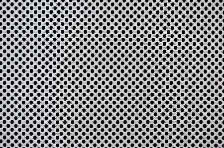 mesh texture: Knitted mesh texture with black holes