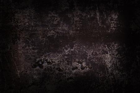 unkept: Texture of dark concrete wall