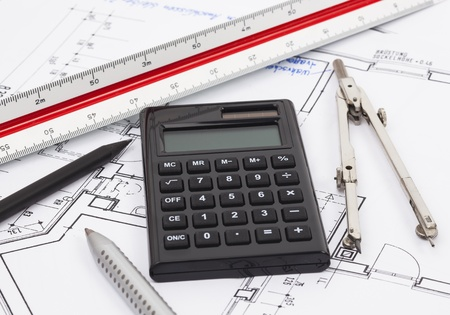 Construction planning photo