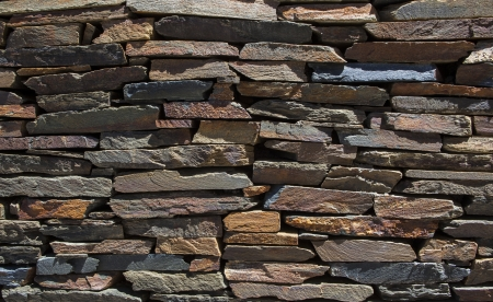 broken hill: Brickwall