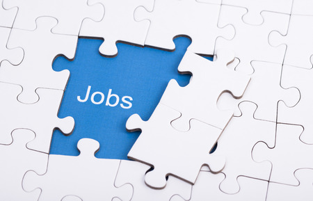 Image shows a concept for an job posting photo