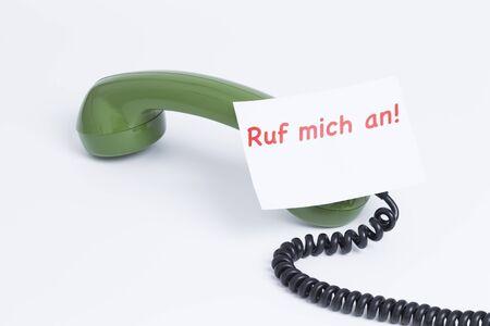 earphone: Telephone earphone