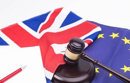 Brexit UK EU legal concept