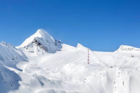 kaprun: Kitzsteinhorn Glacier, Kaprun, Austria