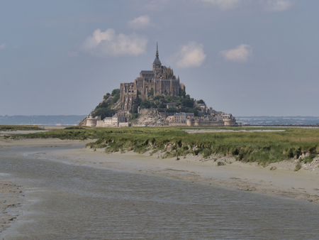 Mount Staint Michel in France