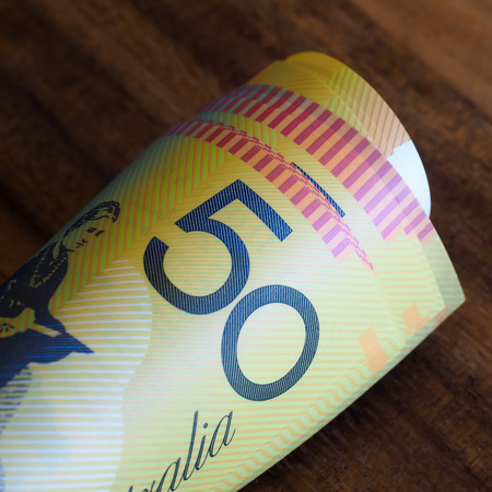 australian dollar notes: Money Fifty Dollar Notes