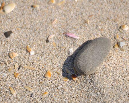 pebble: Sand and Pebble