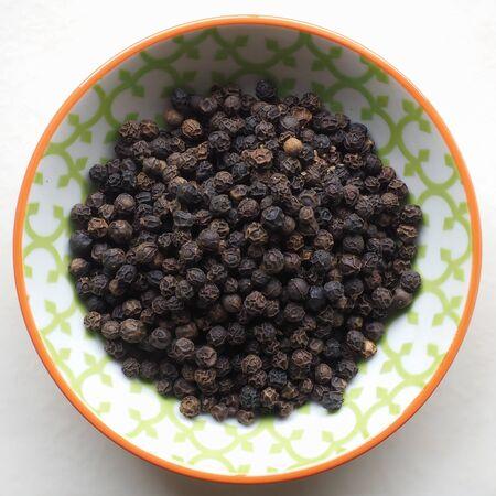 peppercorns: Black Peppercorns