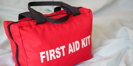 Equipo de primeros auxilios Bolsa