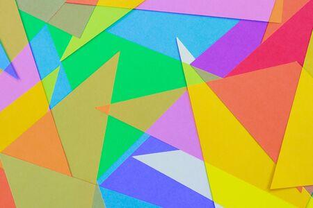 colored paper: Cut Colored Paper 3