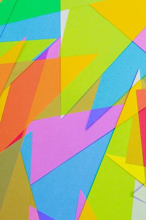 colored paper: Cut Colored Paper 5