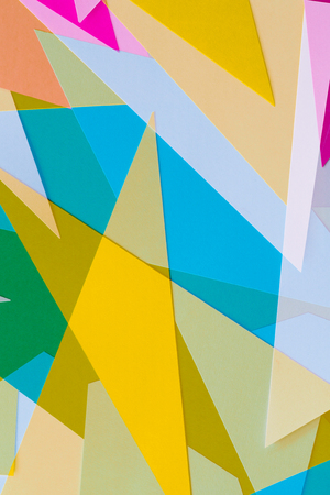 colored paper: Cut Colored Paper 6