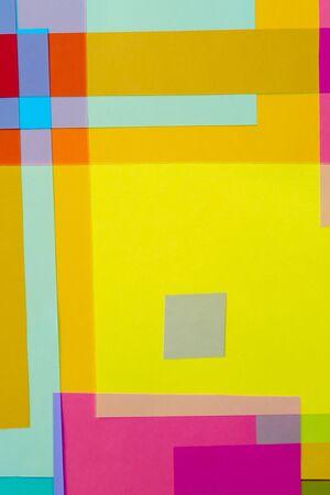 colored paper: Cut Colored Paper 13