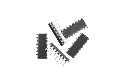 Computer chips isolated
