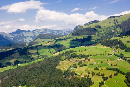 Landscape in Tirol, Austria Stock Photo - 4182087