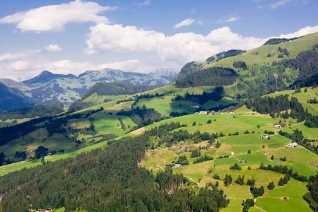Landscape in Tirol, Austria Stock Photo - 4182087