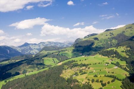 Landscape in Tirol, Austria Stock Photo - 4182077