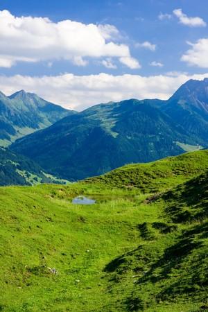 Landscape from Tirol, Austria Stock Photo - 4182123