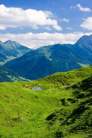 Landscape from Tirol, Austria Stock Photo - 4182123