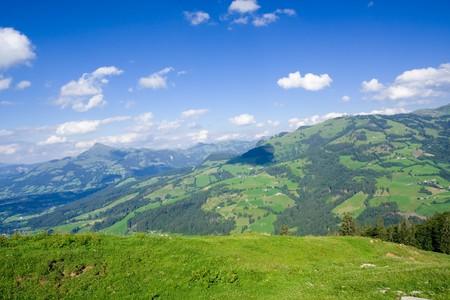 Landscape from Tirol, Austria Stock Photo - 4182097