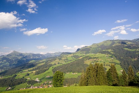 Landscape from Tirol, Austria Stock Photo - 4182095