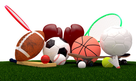 individual sport: Recreation leisure sports equipment