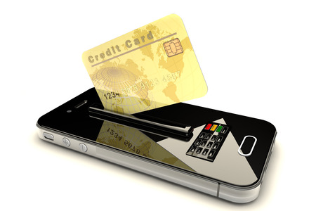 bank transfer: Credit Card and mobile phone