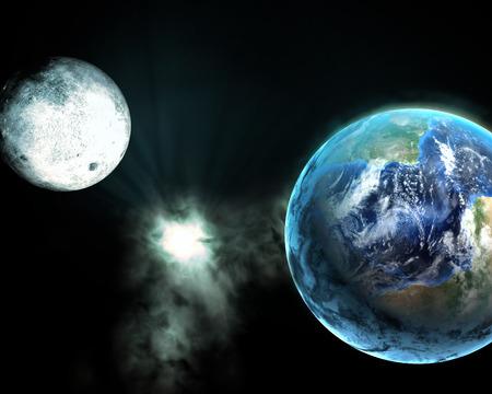 interstellar: Earth and galaxy