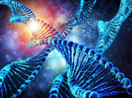 fondo, gen, dna, tallo, azul, química, humana, molecular, micro, hélice, nadie, generados, médico, clon, genéticamente, hacer, la vida, la biotecnología, la genética, digital, gráficos, tecnología, medicina, abstracto, molécula, microscópica, ilustración, ciencia Foto de archivo