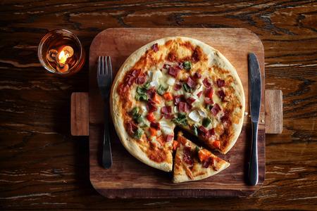 pizza Banco de Imagens