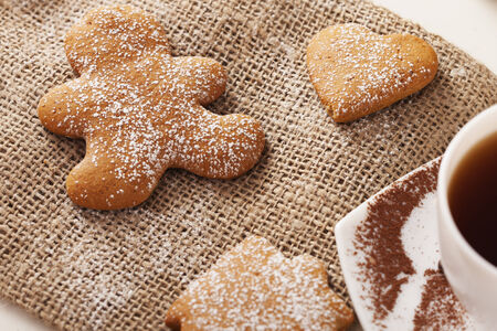 galletas de jengibre: delicious ginger cookies