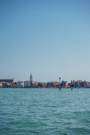 Europe, Italy, Venice, a large ship in a body of water
