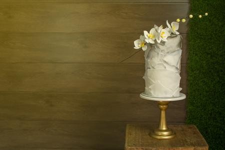 Cakes to order Stock Photo