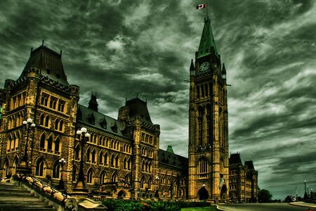 Ottawa Canada parliament buildings