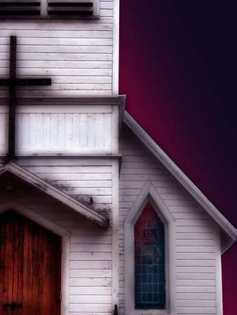 hereafter: Church Stock Photo