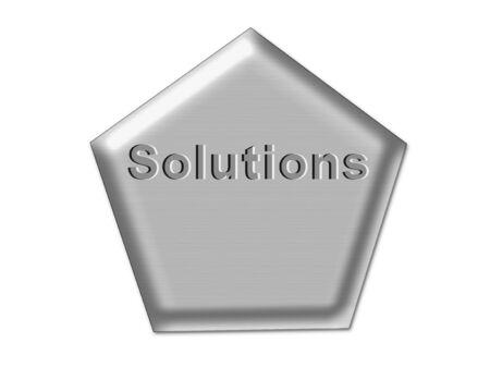 Solution Banque d'images