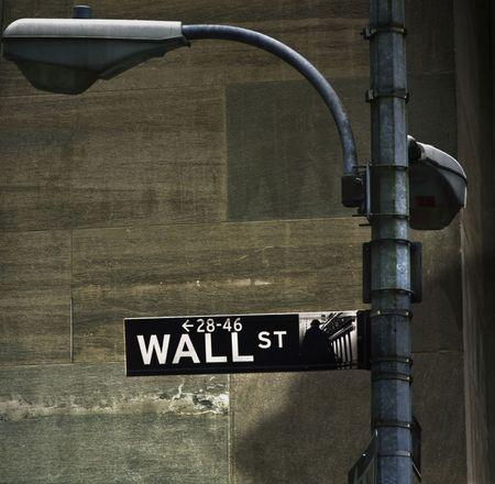 Wall Steet