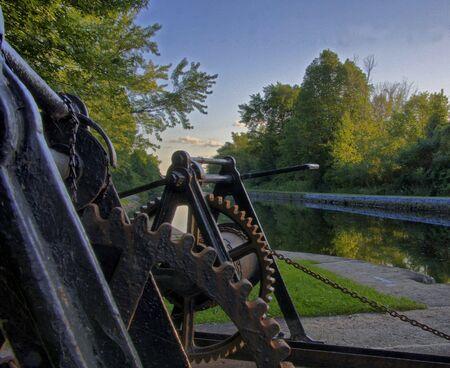Rideau Locks, Ontario Canada Stock Photo - 5390234