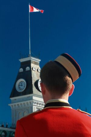kingston: A view from the Kingston Royal Military College of Canada