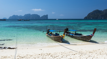 Gorgeous Long Beach  Ko Phi Phi, Krabi, Thailand photo