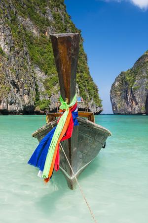 Magical Maya Bay  Ko Phi Phi Leh, Krabi, Thailand Zdjęcie Seryjne