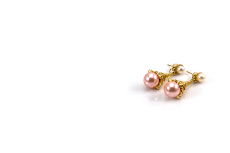 womens fashion: Earrings womens fashion pink