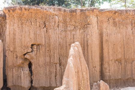 soil erosion: The soil erosion