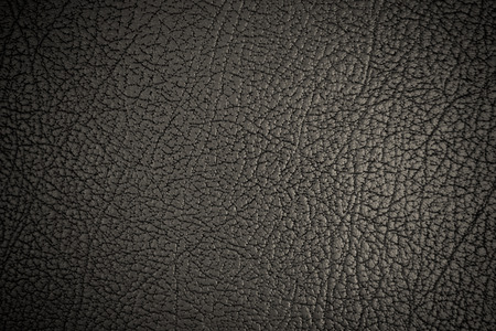 black leather texture: Black leather texture background Stock Photo