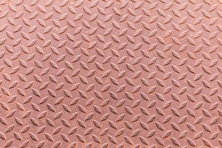 Stainless steel floor rust background