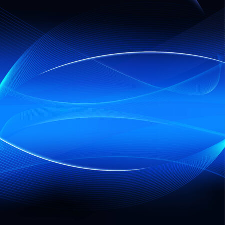 header image: Abstract blue background  Blue background with waves Illustration