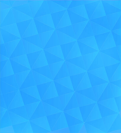 coating: Blue pattern of geometric shapes  Geometric triangle for your text, as a coating, template