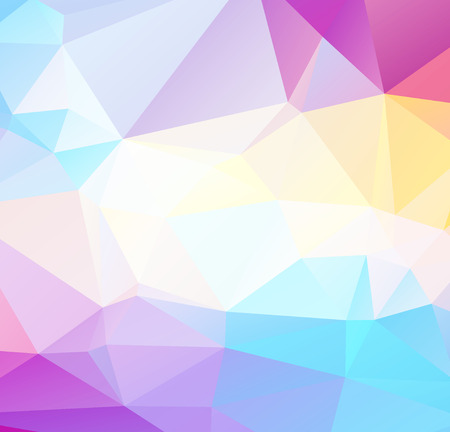 Colorful geometric pattern  Abstract background for text, cover  Illustration